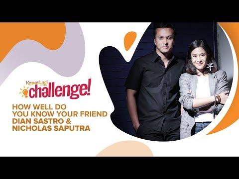 Apa Guilty Pleasure Dian Sastro & Nicholas Saputra?