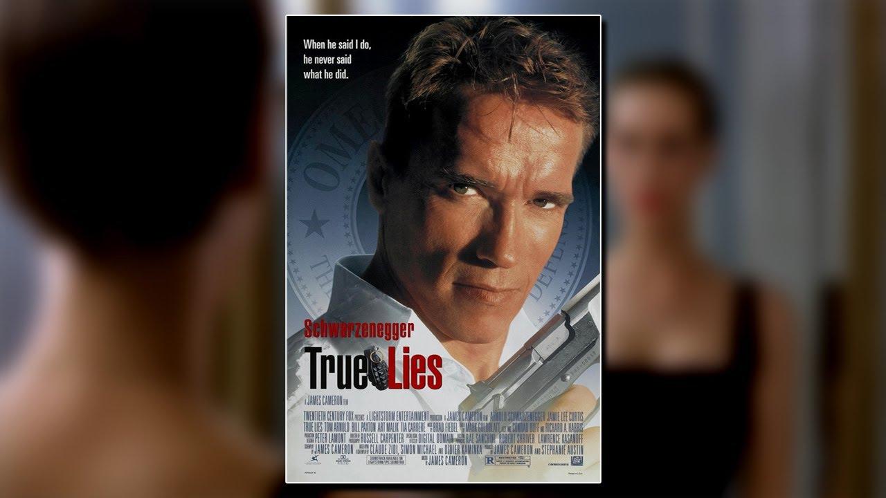 True Lies [1994] Trailer