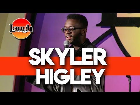 Skyler Higley | TRAP MUSIC |  Laugh Factory Chicago Stand Up Comedy