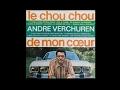 Capture de la vidéo Le Chou Chou De Mon Cœur - Par André Verchuren, Son Accordéon Et Son Orchestre