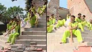 funny song on Pakistan Cricket team
