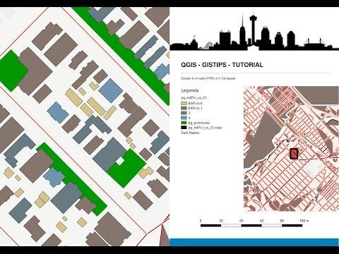 Map layouts - Composer: Creare stampe con QGis è meglio che con ArcGIS (gis037)