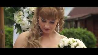 Романтичный свадебный день Олега и Ирины.