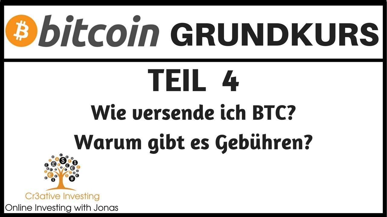 GebГјhren Bitcoin.De