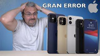 GRAN ERROR DE APPLE CON EL iPHONE 12, Surface Duo a $1399, resumen TECH