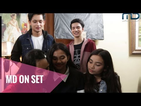 MD On Set: Afifah Ifah'nda Si Ratu Galak