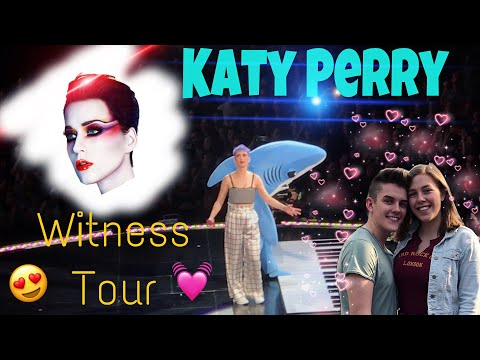 UNFASSBAR! KATY PERRY Witness Tour 2018 in Köln 😍   twenty4tim