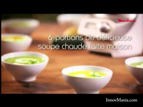 blender chauffant soup co moulinex lm9001b1 cuisine youtube. Black Bedroom Furniture Sets. Home Design Ideas