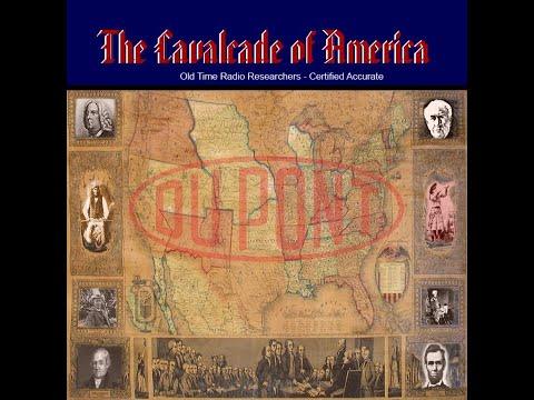 Cavalcade of America - CALV 410331 220 Edwin Booth (Repeat Broadcast of 37-09-29)