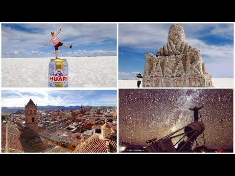South America Tour: Part 2 Bolivia and San Pedro de Atacama