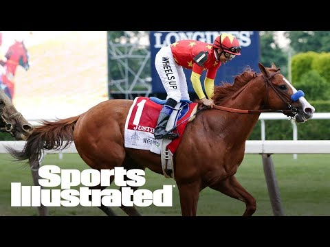 Do Blocking Allegations Put A Damper On Justify's Triple Crown Win? | SI NOW | Sports Illustrated