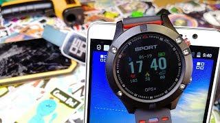 видео Умные часы для занятий спортом на Алиэкспресс