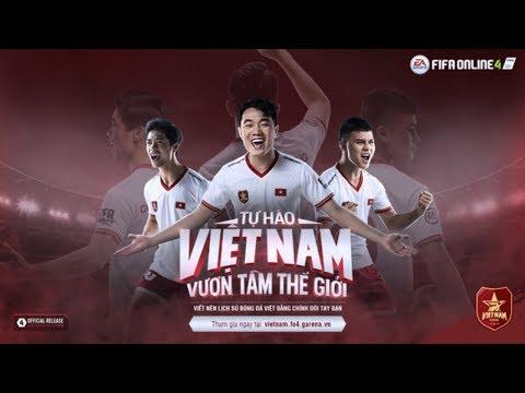 FO4 review | Nhận xét nhanh về Công Phượng - Xuân Trường - Quang Hải trong FIFA Online 4