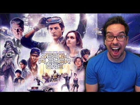Ready Player One - Film Review