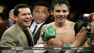 Julio Cesar Chavez Jr's contract done with Top Rank? | LGv2