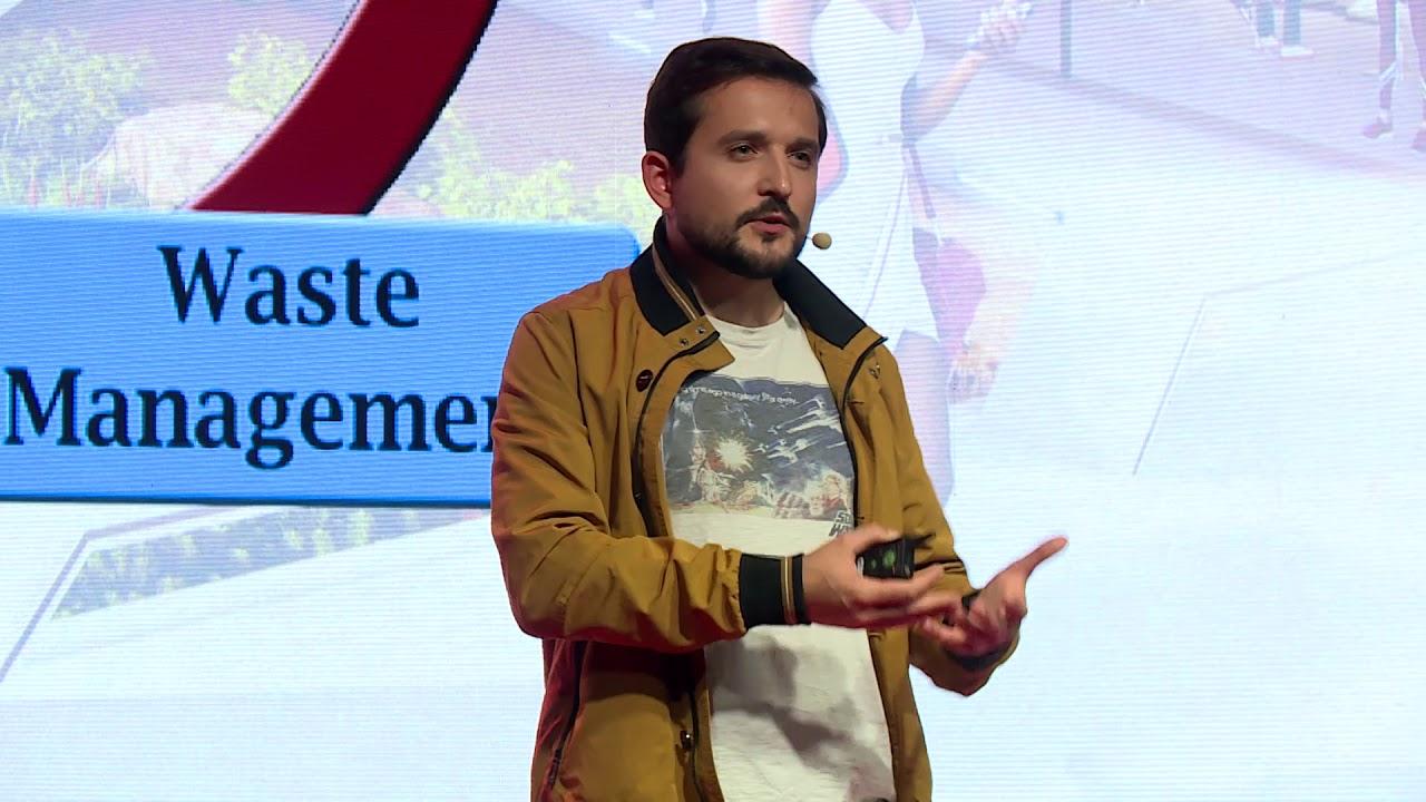 Embodied energy of Martian societies | Leszek Orzechowski | TEDxWarsaw