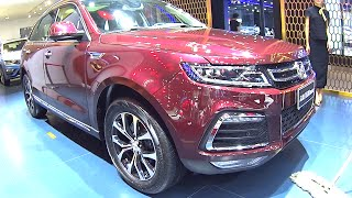2016, 2017 SUVs Zotye T600, Luxury modification, Zotye T600 Chinese SUV
