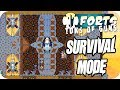 Forts Multiplayer 2v6 Gameplay Frazzz & Incursus Survival Mode