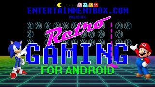 guide retro gaming on your android tv box