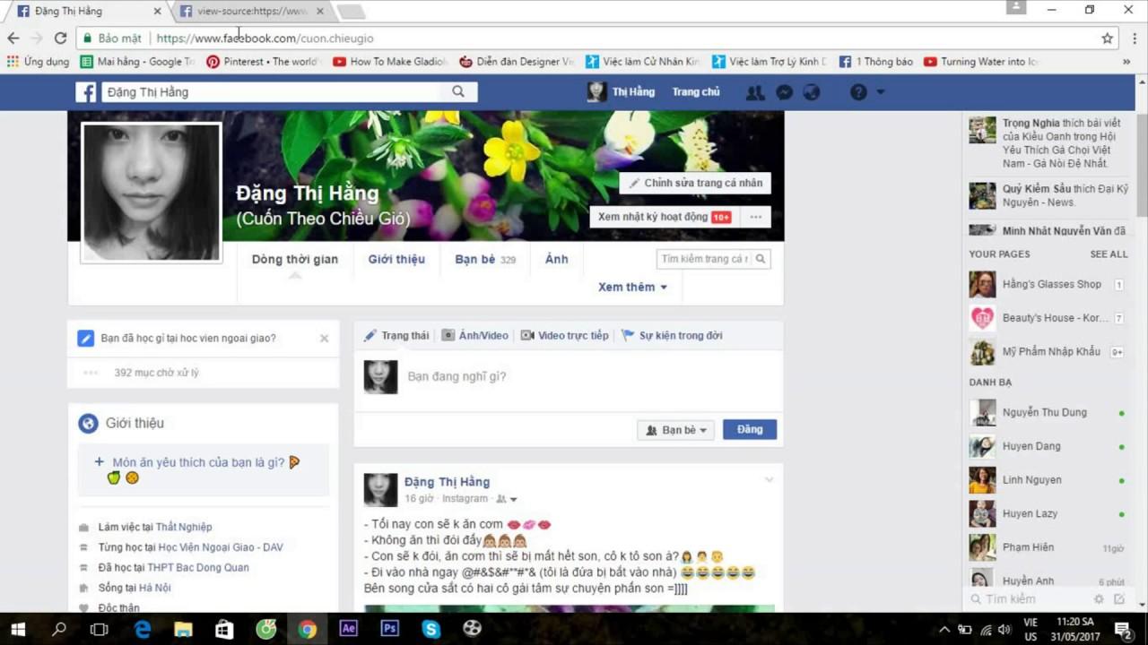 Cách kiểm tra ai xem facebook của mình nhiều nhất cực đơn giản