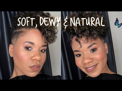 DEWY SOFT MAKEUP THAT LAST ALL DAY | 10 + HOURS! |  CHICMARIE thumbnail