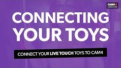 How To Set Up Live Touch Interactive Toys On CAM4