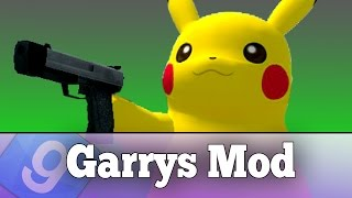 PLAY AS PIKACHU IN GARRY