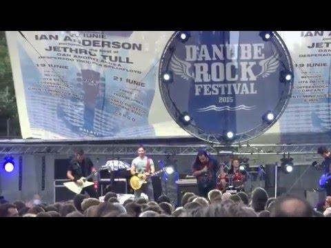 TROOPER - Live @ Danube Rock Festival Galati 20.06.2015