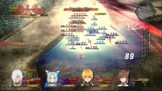 Star Ocean: The Last Hope International - Ethereal Queen [6-Wings], 2 Trophies