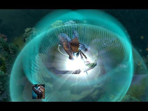 Dota 2 Magnus 5 man Reverse Polarity Team Wipe