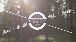 Welcome to Radiant Wanderings