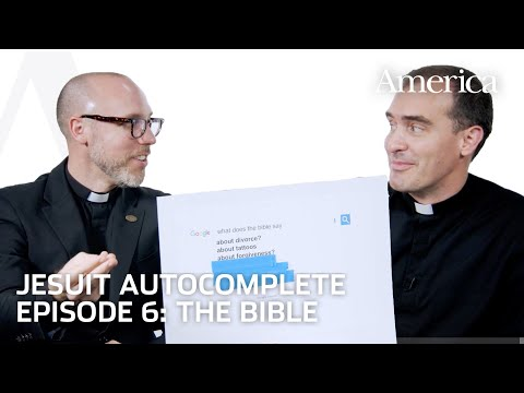 What does the bible say about tattoos? | Jesuit Autocomplete