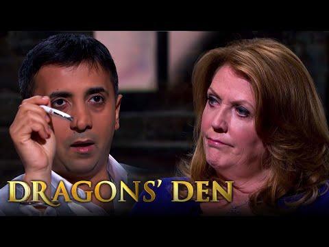 CRAZY Margins Ignites Bidding War Between Four Dragons   Dragons' Den