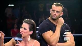 TNA Impact 1/7/15 Mickie James Magnus James Storm Segment