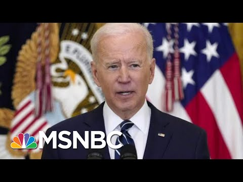 Biden Offers Harsh Critique Of GOP At News Conference   Morning Joe   MSNBC
