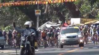 2013 Ronda Pilipinas Stage 9 Full Race
