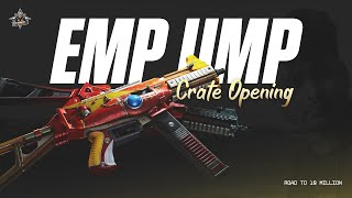 NEW SEASON RANK PUSH WITH CRATE OPENING TODAY   B.G.M.I WITH DYNAMO GAMING