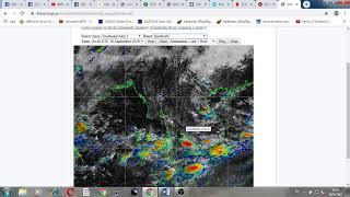 คลิปการวิเคราะห์ลักษณะอากาศและคลื่นลม วันที่ 18 กันยายน 2562 เวลา 10.00 น.