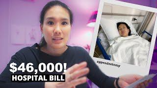 My 46000 Hospital Bill