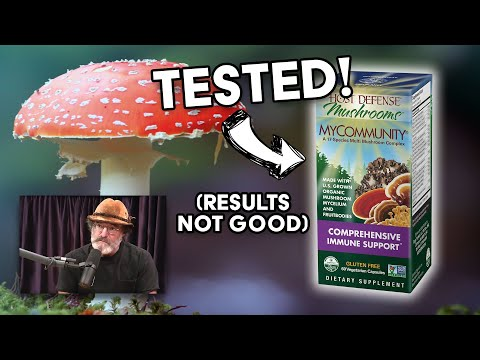 SHOCKING Truth About HOST DEFENSE (With Proof) Paul Stamets