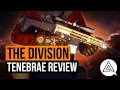 The Division Patch 1 6 TENEBRAE Exotic Marksman Rifle Review mp3