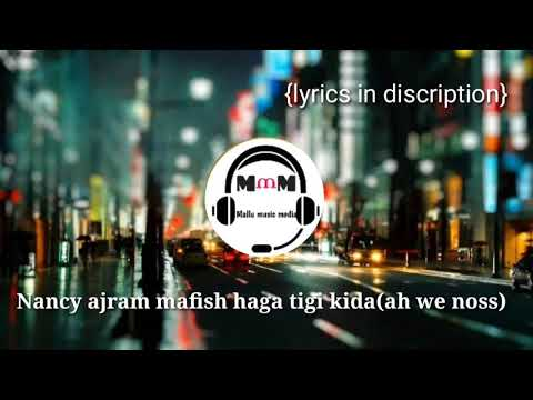 Mafish Haga Tigi Kada | Nancy Ajram | Ah We Noss | Mallu Music Media