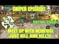mySniper Rating 2500! Why Always Meet w/ Engineer & Raven - Dragon Nest M SEA