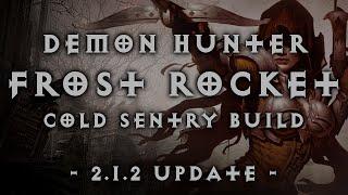diablo 3   demon hunter frost rocket sentry build guide patch 2 1 2