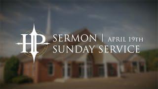 The Prayer that Changes the World - Matt. 6:5-8, Sunday 4/19