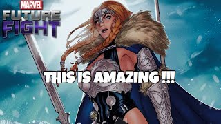 Tier One Valkyrie is a MONSTER!! |Extreme Alliance Battle Combat Superhero Day | Marvel Future Fight