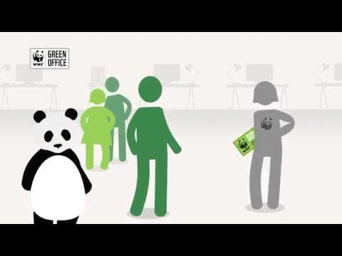 WWF Green Office – Environmental Responsibility To Workplaces