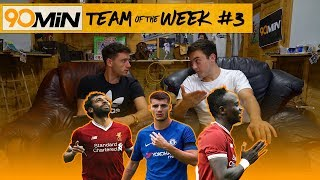 liverpool 4 arsenal 0 shows arsenal are in real trouble? sanchez to man city? 90min totw