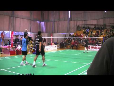 2010 Wilson Boston Open: Men's Doubles Final Part 1