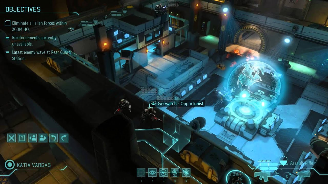 Xcom enemy within base defense mission impossible for Portent xcom mission
